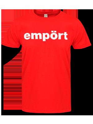 empoert t-shirt empört